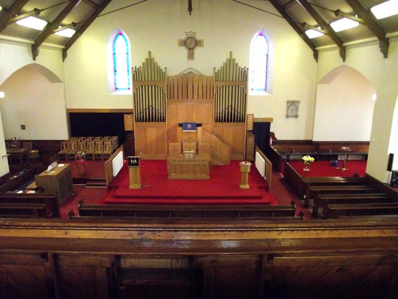 Outreach Centre - Sanctuary