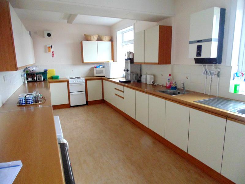 Outreach Centre - Kitchen