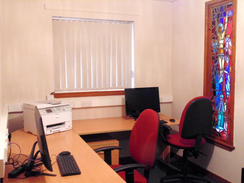 Outreach Centre - IT Room