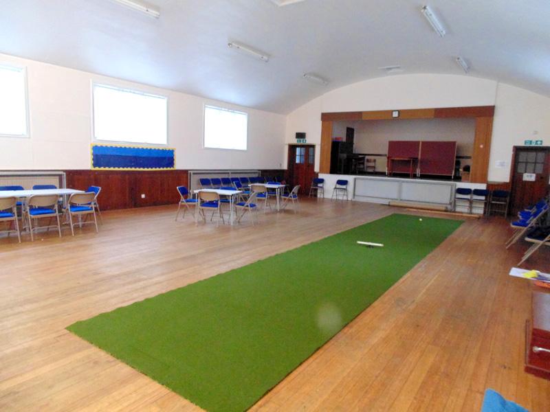 Outreach Centre - Large Hall